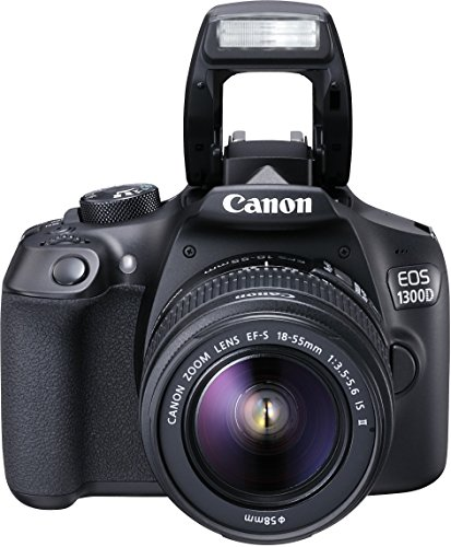 Canon EOS 1300D  im digitale Spiegelreflexkamera Fakten-Test 2018