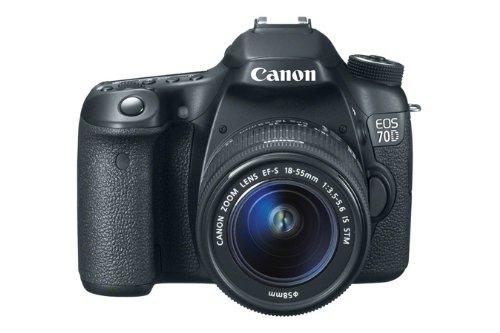 Canon EOS 70D im digitale Spiegelreflexkamera Fakten-Test 2019