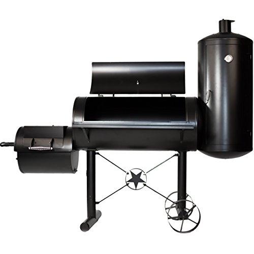 Nexos Premium BBQ Smoker