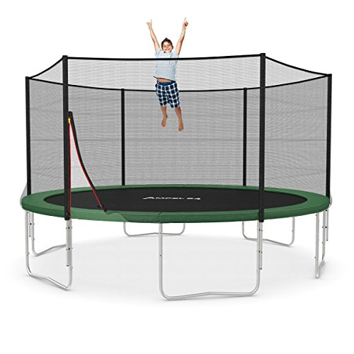 Original Ampel 24 Trampolin Fakten-Test