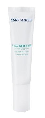 Aqua Clear Skin Spot Off Pickelcreme, 15 ml im Creme gegen Pickel Fakten-Test 2018