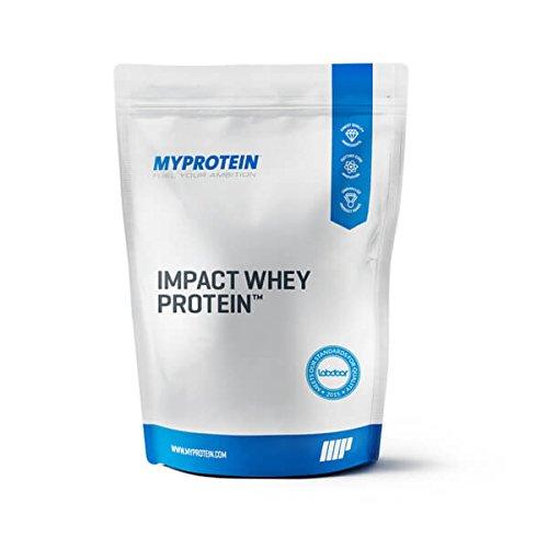 MyProtein Impact Whey Protein, Vanilla, 1000g im Whey Protein Fakten-Test 2018