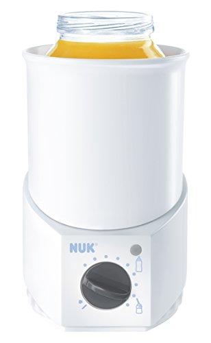 NUK 10256096 - Babykostwärmer im Babyflaschenwärmer Fakten-Test 2017