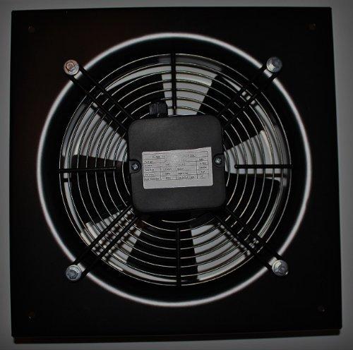 Hochleistungsventilator zur Wandmontage im Axialventilator Fakten-Test 2019