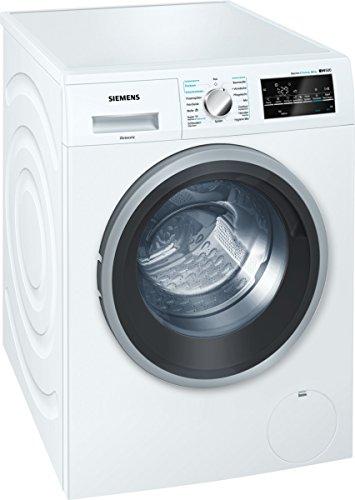 Siemens WD15G442 iQ500 Waschtrockner im Waschmaschine mit Trockner Fakten-Test 2019