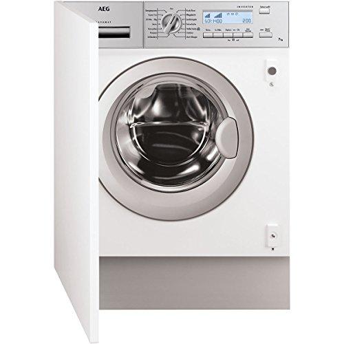 AEG L82470BI Einbau-Waschmaschine im Einbauwaschmaschine Fakten-Test 2019