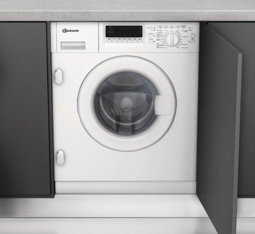 Bauknecht WAI 2642 Einbau-Waschmaschine im Einbauwaschmaschine Fakten-Test 2017
