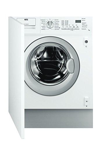 AEG 61470 BI Waschmaschine im Einbauwaschmaschine Fakten-Test 2017