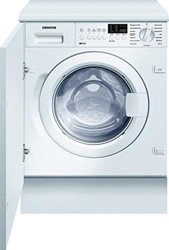 Siemens WI14S441 iQ700 Waschmaschine im Einbauwaschmaschine Fakten-Test 2019