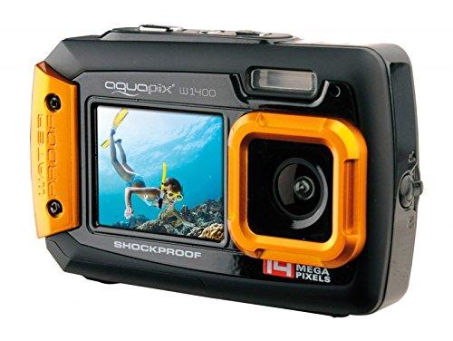 Aquapix W1400 im Unterwasser Digitalkamera Fakten-Test 2018