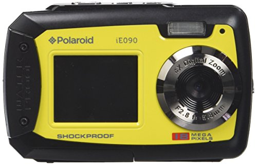 Polaroid IE090 im Unterwasser Digitalkamera Fakten-Test 2018