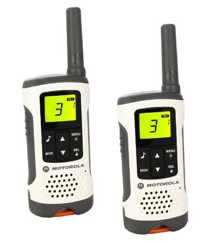 Motorola TLKR T50 PMR-Funkgerät im Funkgerät Fakten-Test 2017