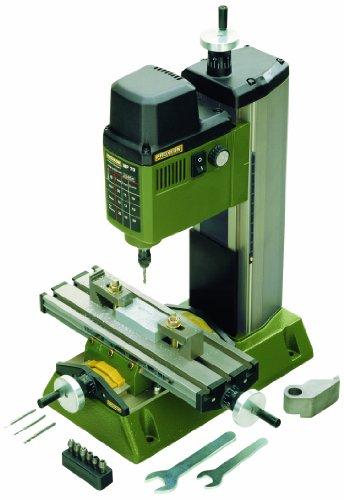Micro-Fräse MF 70 im Fräsmaschine Fakten-Test 2018