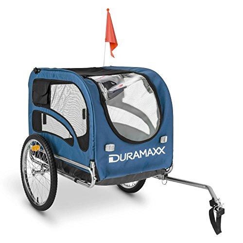 DURAMAXX King Rex im Fahrradanhänger für Hunde Fakten-Test 2019