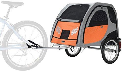 Petego Comfort Wagon M im Fahrradanhänger für Hunde Fakten-Test 2018