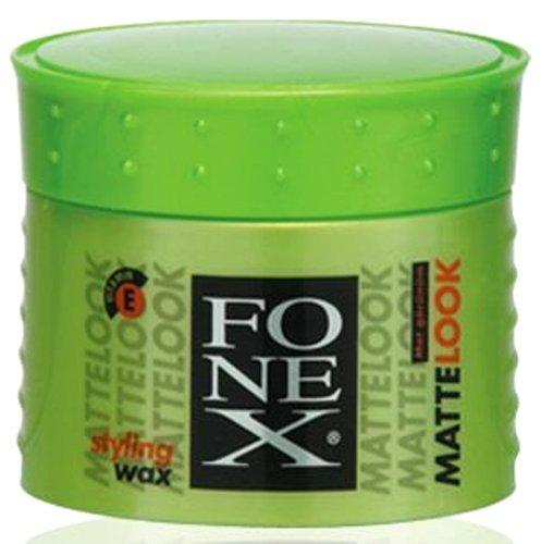 Fonex Professional Styling Wachs matte Look im Haarwachs Fakten-Test 2018