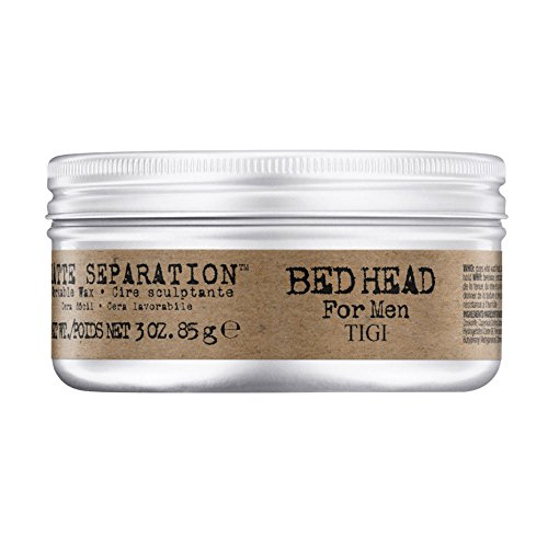 Tigi Bed Head Men Matte Separation Workable Wax im Haarwachs Fakten-Test 2019