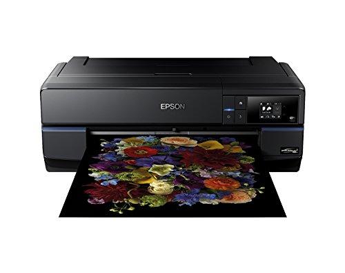 SCP 800 9-Farben-Tintenstrahldrucker im Großformatdrucker Fakten-Test 2019