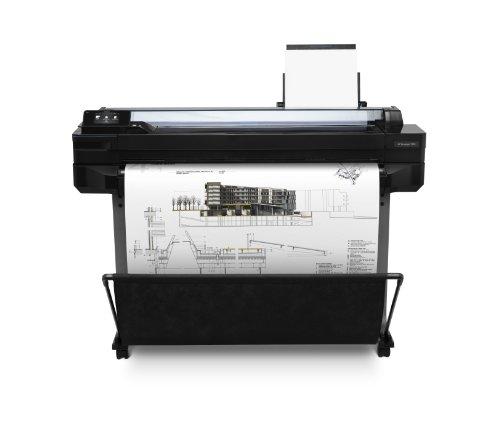Designjet T520 im Großformatdrucker Fakten-Test 2019