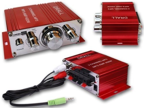 DRALL INSTRUMENTS Mini-Endstufe Verstärker
