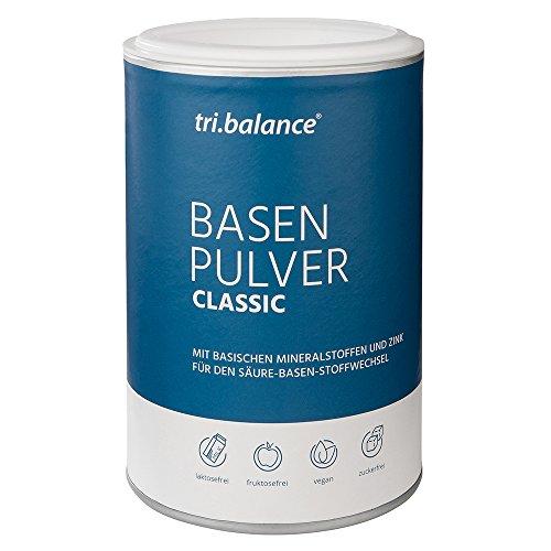 tri.balance Basenpulver 300 g  im Basenpulver Fakten-Test 2019