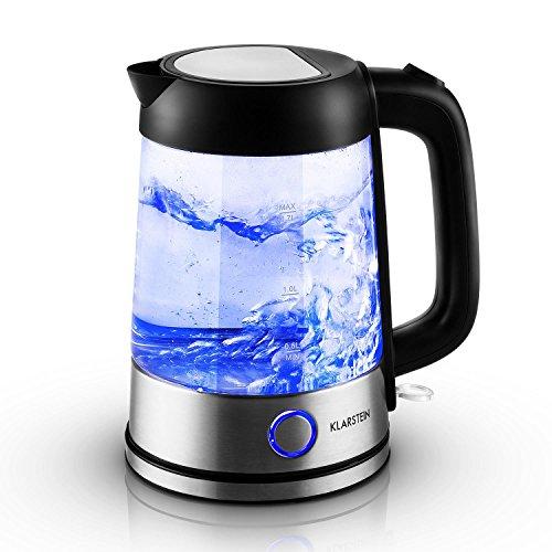 Klarstein Edelstahl-Glas Wasserkocher im Wasserkocher Fakten-Test 2018