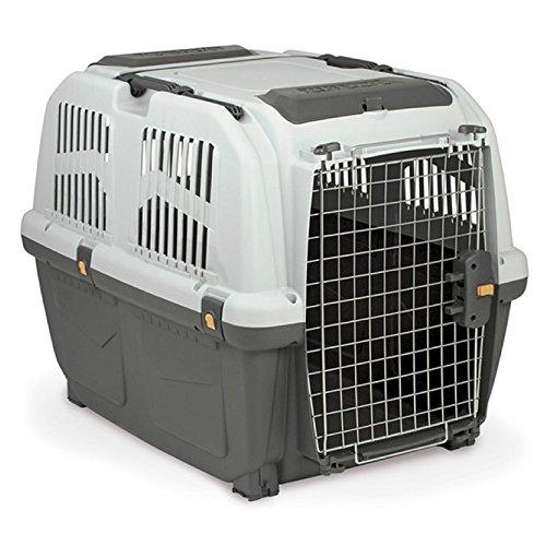 Transportbox für mittlere und große Hunde  im Hundetransportbox Fakten-Test 2017