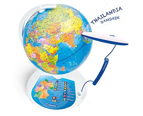 Weltentdecker - interaktiver Globus im Kinderglobus Fakten-Test 2019