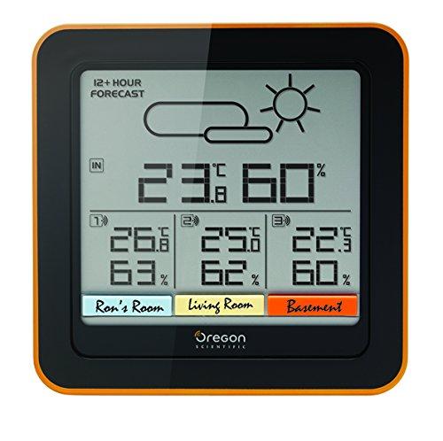 Oregon Scientific RAR 502 Wetterstation