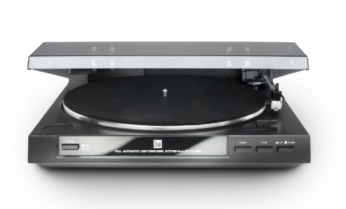 Dual DT 210 USB Schallplattenspieler  im Plattenspieler USB Fakten-Test 2018