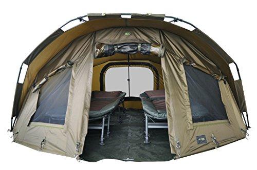 Fort Knox 2 Mann Dome im Angelzelt Fakten-Test 2019
