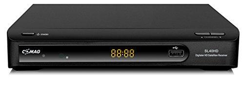 Comag SL40 HD im Sat Empfänger Fakten-Test 2017