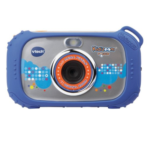 VTech 80-145004 - Kidizoom Touch Digitalkamera im Kinder Digitalkamera Fakten-Test 2017
