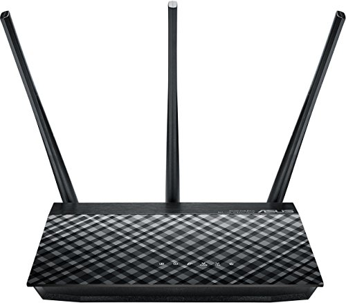 Asus RT-AC53 AC750 Dual-Band im Dual Band Router Fakten-Test 2017