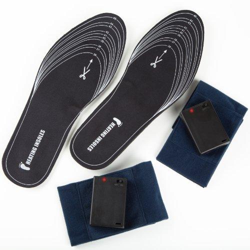 patentiertes Schuhheizungs-Set