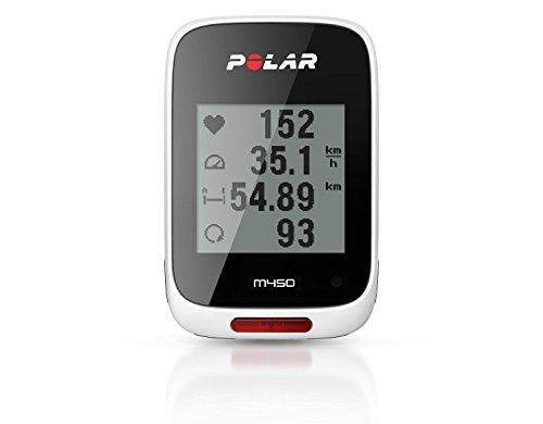 GPS Fahradcomputer M450 HR