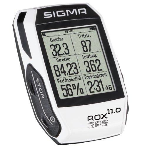 ROX 11.0 GPS Basic Fahrradcomputer, Weiß, One Size im Radcomputer Fakten-Test 2019