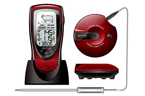 Santos Grills 897465 Grillthermometer im Grillthermometer Fakten-Test 2019