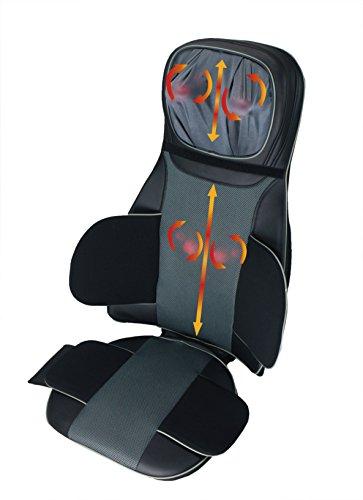 SU-5990 Massagegerät mit Luffdruck im Massageauflage Fakten-Test 2019