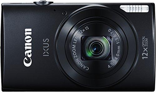 Canon IXUS 170 Kompaktkamera im Kompaktkamera Fakten-Test 2018