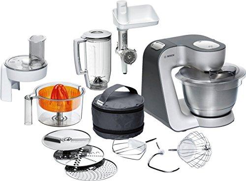 Styline MUM5 im Küchenmaschine Fakten-Test 2018