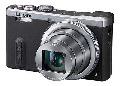 Panasonic Lumix DMC-TZ61EG-S Kompaktkamera im Kompaktkamera Fakten-Test 2017