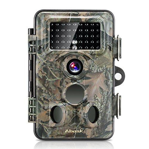 Trail Kamera im Wildkamera Fakten-Test 2018