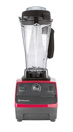 Vitamix VTX TNC5200 RD  im Hochleistungsmixer Fakten-Test 2019