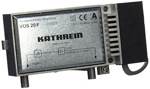 Kathrein VOS 20/F Hausanschluss-Verstärker