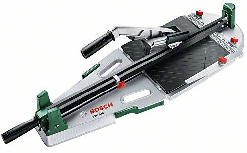 Bosch PTC 640 im Fliesenschneider Fakten-Test 2018