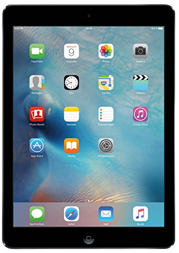 Apple iPad Air 2 im Tablet Fakten-Test 2017