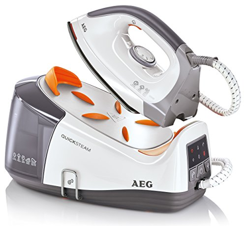 AEG QuickSteam DBS 3350 Fakten-Test