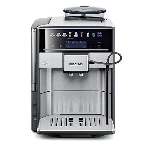 Siemens TE607503DE im Kaffeevollautomat Fakten-Test 2017
