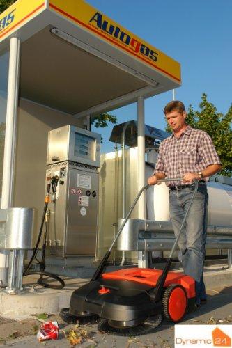 Haaga Kehrmaschine 475 im Straßenkehrmaschine Fakten-Test 2019